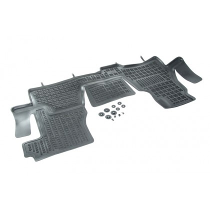 Rubber automatten Set Mercedes Sprinter