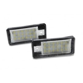 Kentekenverlichting Audi A3 A4 A6 A8 Q7 LED